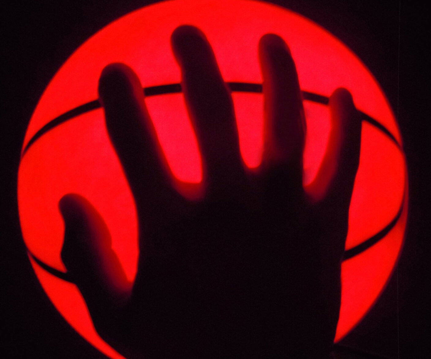 Light Up Basketball - http://coolthings.us