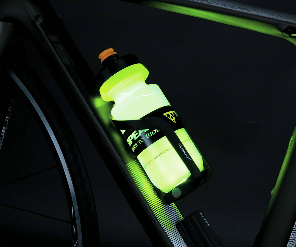 Light Up Water Bottle - http://coolthings.us