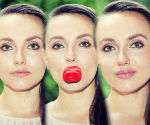 Lips Plumper - http://coolthings.us