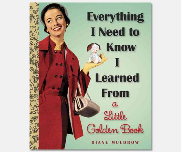 Everything I Need To Know...Book - http://coolthings.us