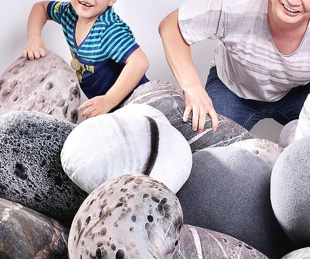 Rock Pillows - coolthings.us