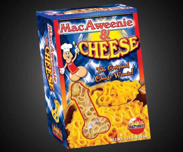 MacAweenie & Cheese - http://coolthings.us