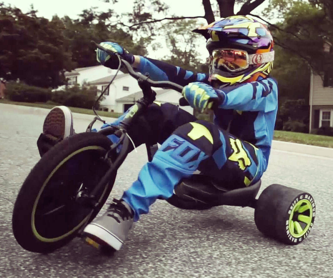 Madd Gear Drift Tricycle - http://coolthings.us