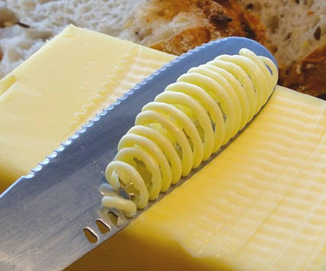 3 in 1 Butter Knife Magic - http://coolthings.us
