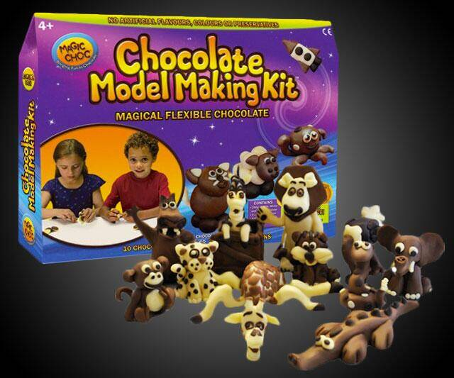 Magic Choc Chocolate Modeling Kit