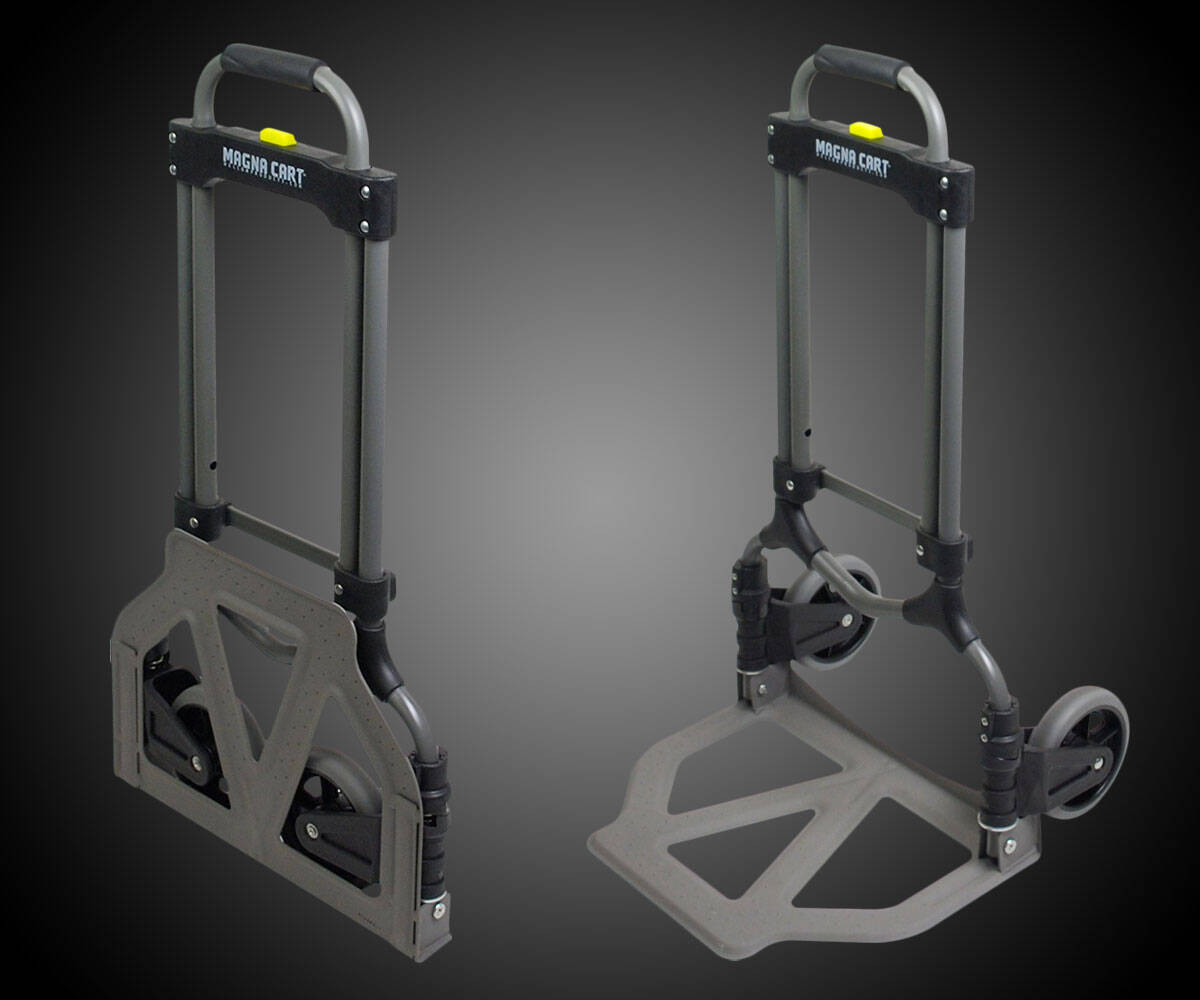 Magna Cart Folding Hand Truck - http://coolthings.us