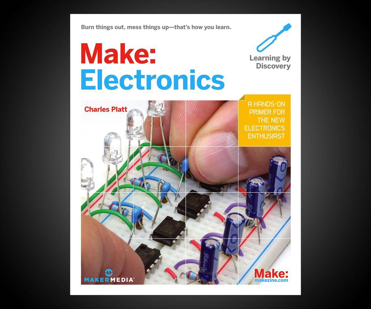 Make: Electronics - http://coolthings.us