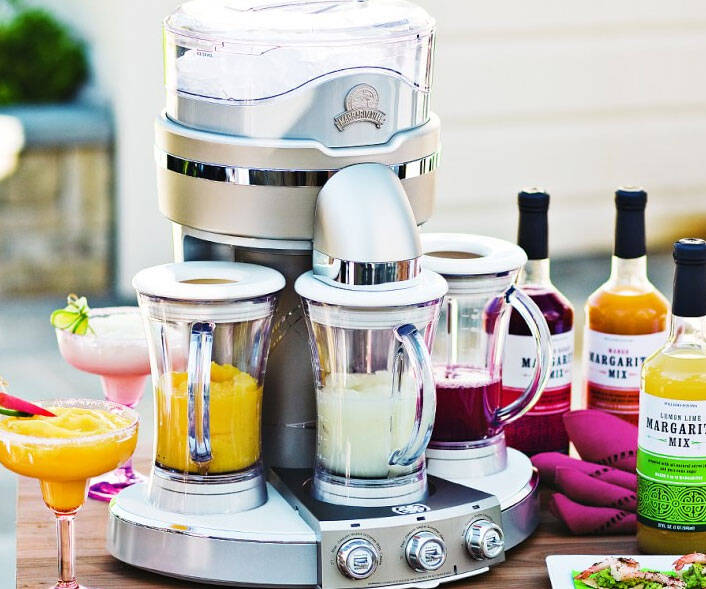 Margaritaville Frozen Drink Maker - http://coolthings.us