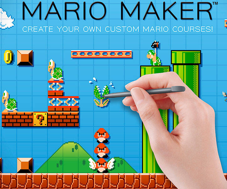 Super Mario Level Creator - http://coolthings.us