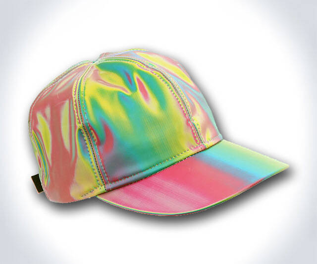Marty McFly Hat - http://coolthings.us
