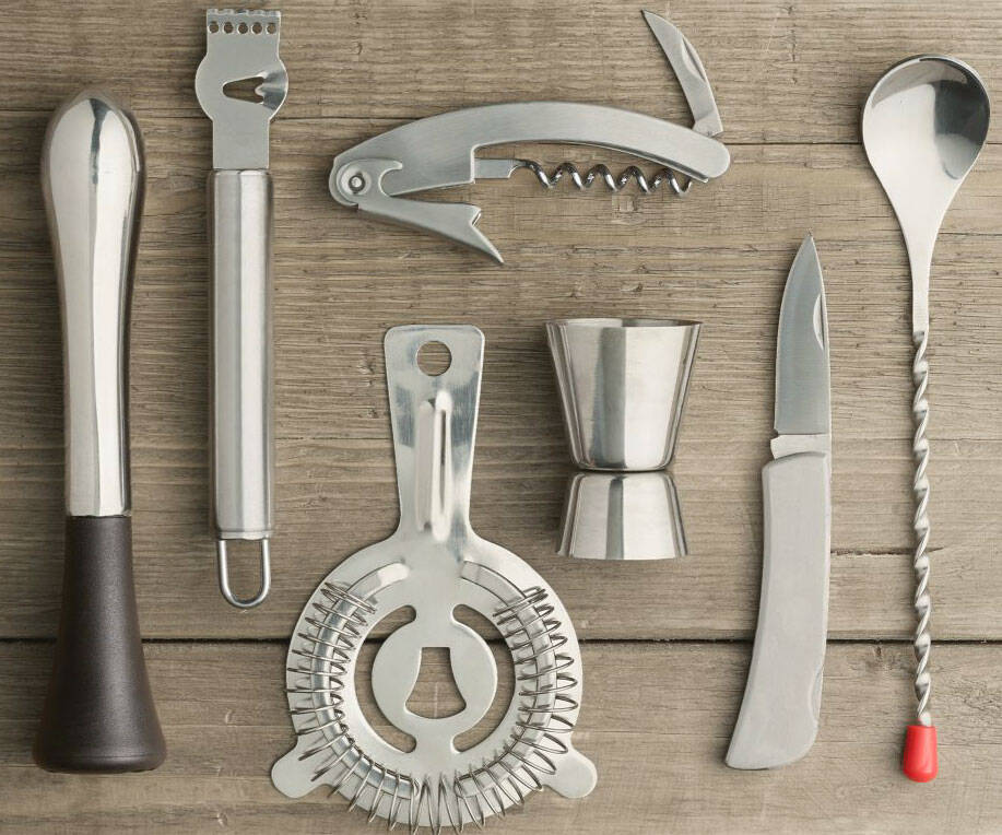 Master Mixologist Tools - http://coolthings.us