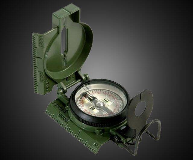Military Grade Compass - http://coolthings.us