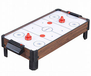 Mini Air Hockey Table - http://coolthings.us