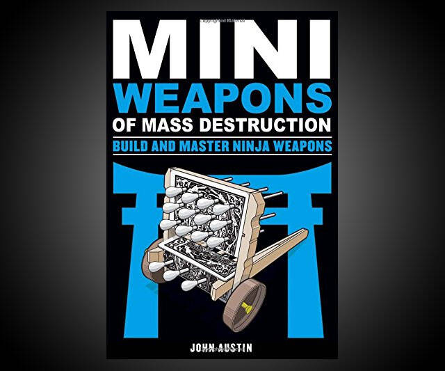 Mini Weapons of Mass Destruction: Ninja Weapons - http://coolthings.us