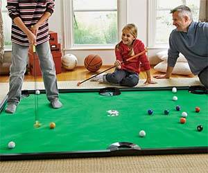 Miniature Golf Billiards - http://coolthings.us