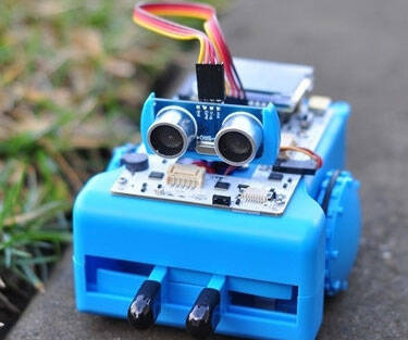 Miniature Programmed Robot - http://coolthings.us