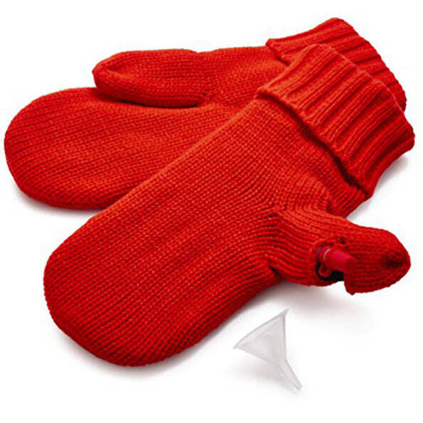 Flask Mittens - http://coolthings.us