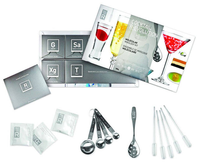Molecular Mixology Kit - http://coolthings.us