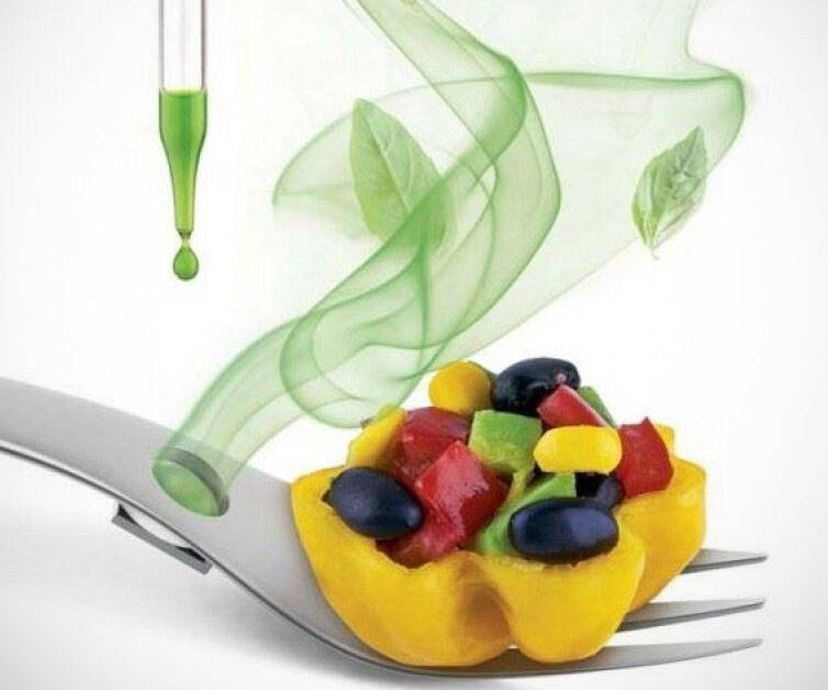 Liquid Aroma Food Droppers - http://coolthings.us