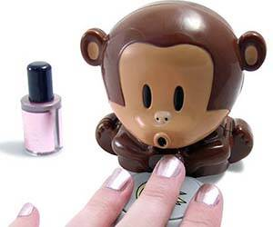 Monkey Nail Blow Dryer - coolthings.us