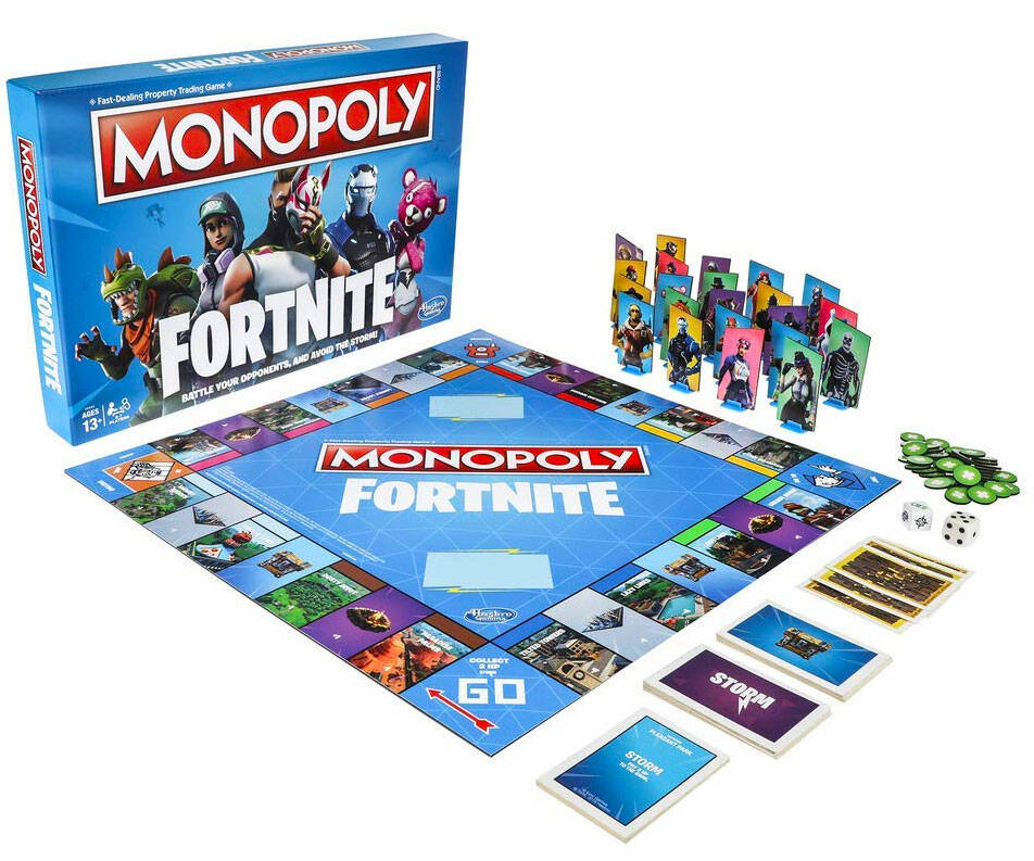 Monopoly: Fortnite Edition - http://coolthings.us