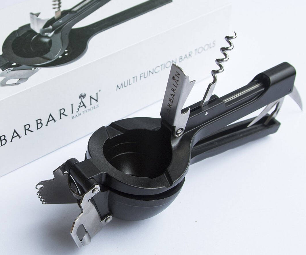 Multi-Function Bar Tool - http://coolthings.us