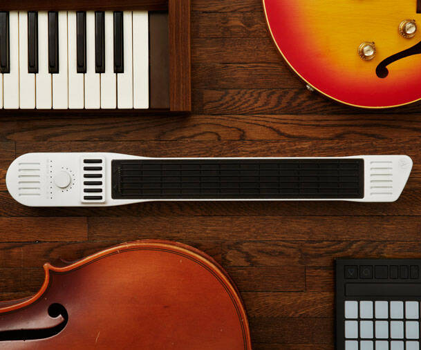 Artiphon Electronic Multi-Instrument - http://coolthings.us