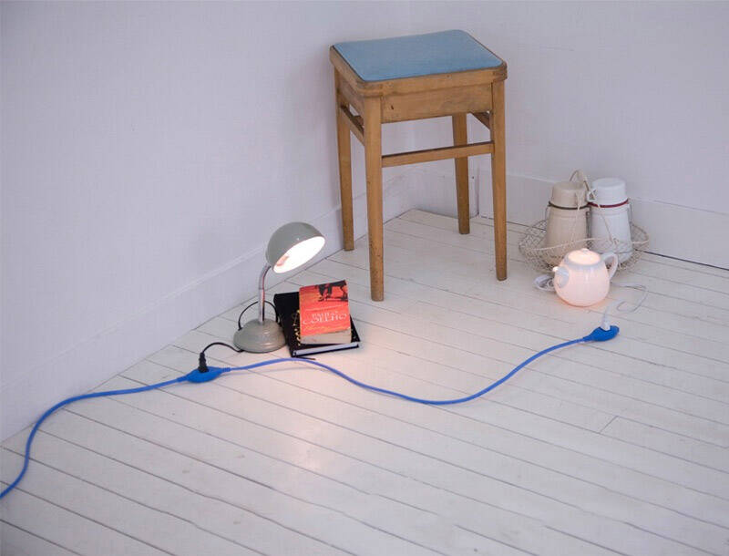 Multi Lines Extension Cord - http://coolthings.us