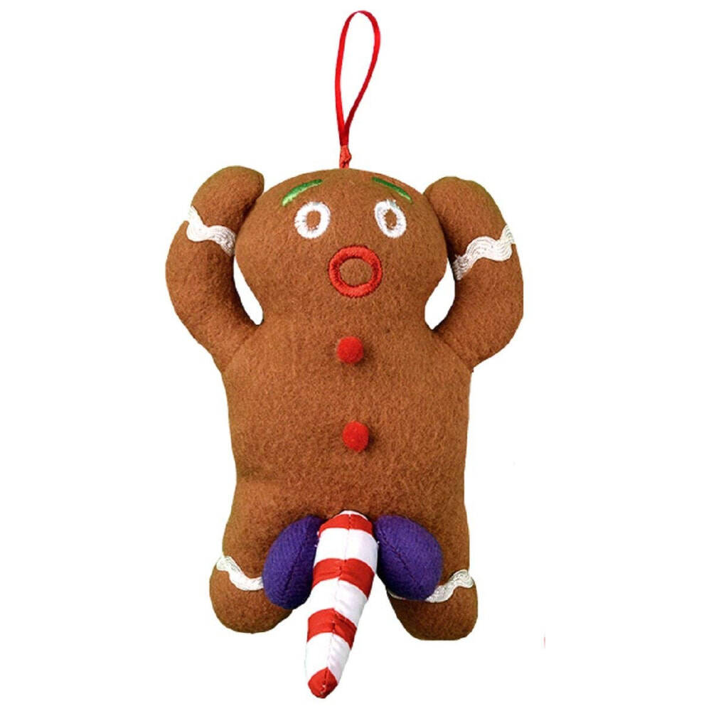 Naughty Dirty Talking Gingerbread Man - http://coolthings.us