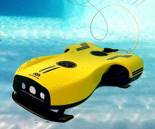 Nemo Underwater Drone - coolthings.us