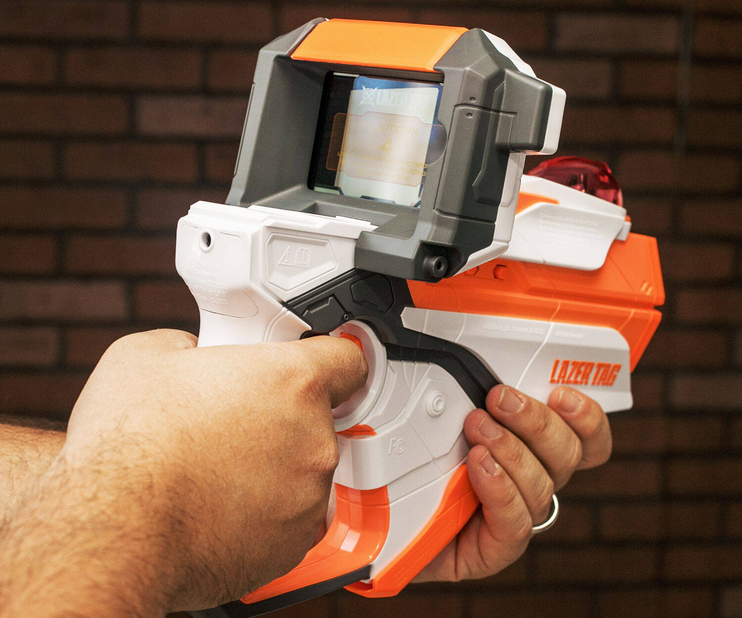 NERF Laser Tag Gun - http://coolthings.us