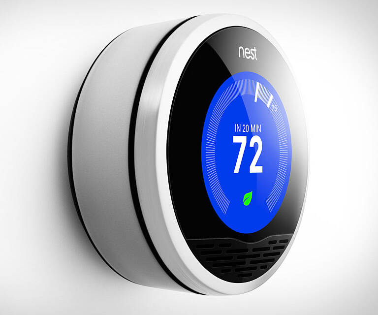 Nest - The Learning Thermostat - http://coolthings.us