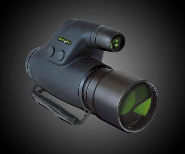 Night Owl Night Vision Monocular - http://coolthings.us