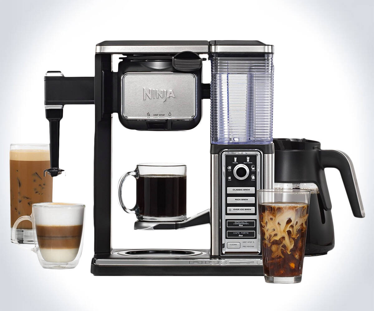 Ninja Coffee Bar Glass Carafe System - http://coolthings.us