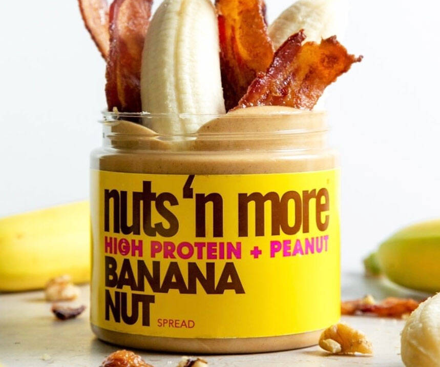 Nuts 'N More High Protein Nut Butter - http://coolthings.us