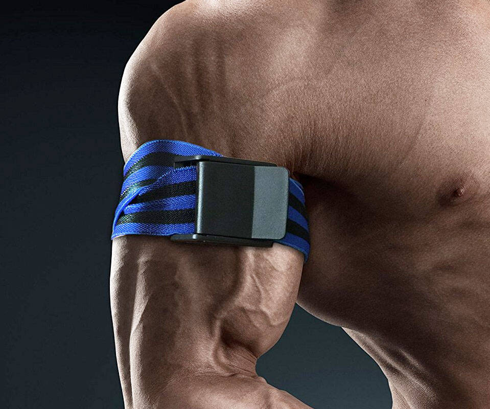 Blood Flow Restriction Training Bands - http://coolthings.us