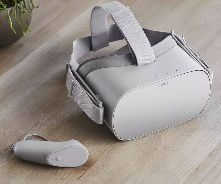 Oculus Go Standalone VR Headset - http://coolthings.us
