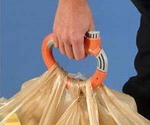One Trip Grocery Bag Holder - http://coolthings.us