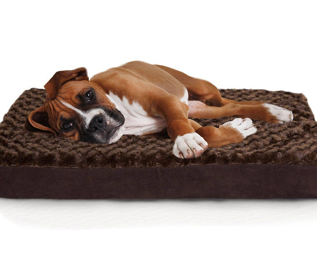 Orthopedic Mattress Pet Bed - http://coolthings.us