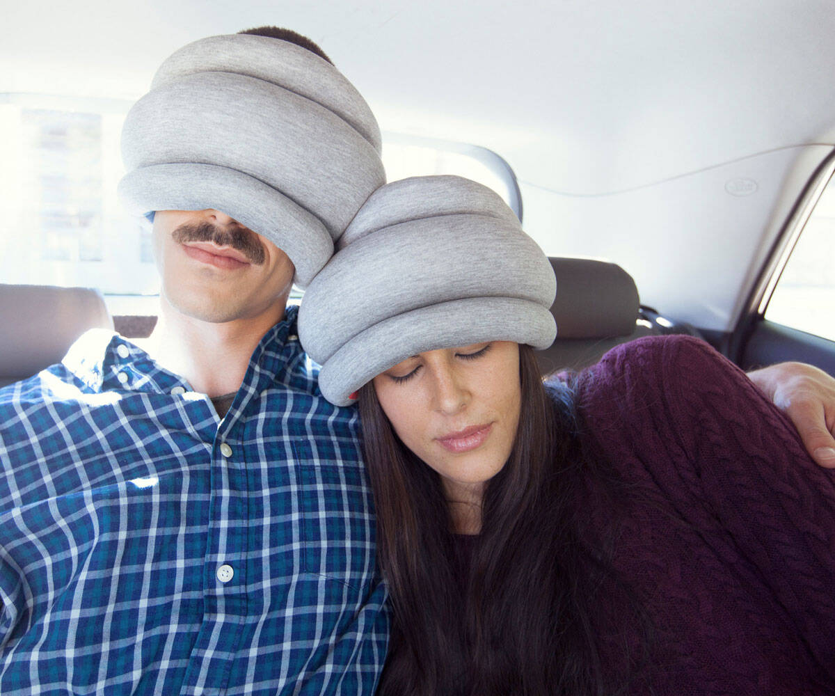 Ostrich Pillow Light - http://coolthings.us