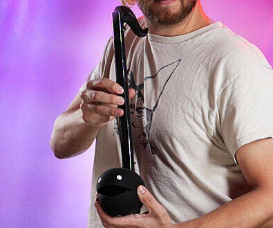 Otamatone Musical Note Synthesizer - coolthings.us
