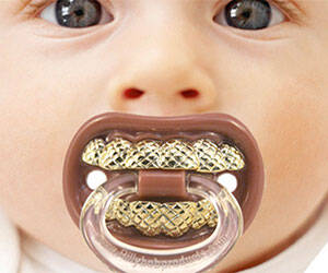 Pacifier Grillz - coolthings.us