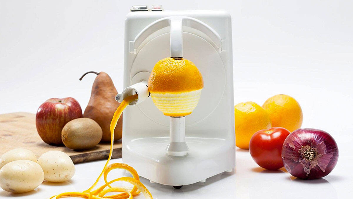 Pelamatic Fruit & Vegetable Peeler - http://coolthings.us