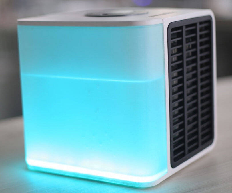 Evapolar Personal Air Conditioner - http://coolthings.us