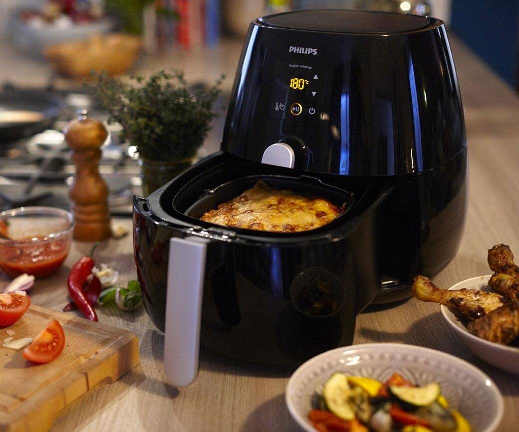 Healthy Fried Food Cooker - http://coolthings.us