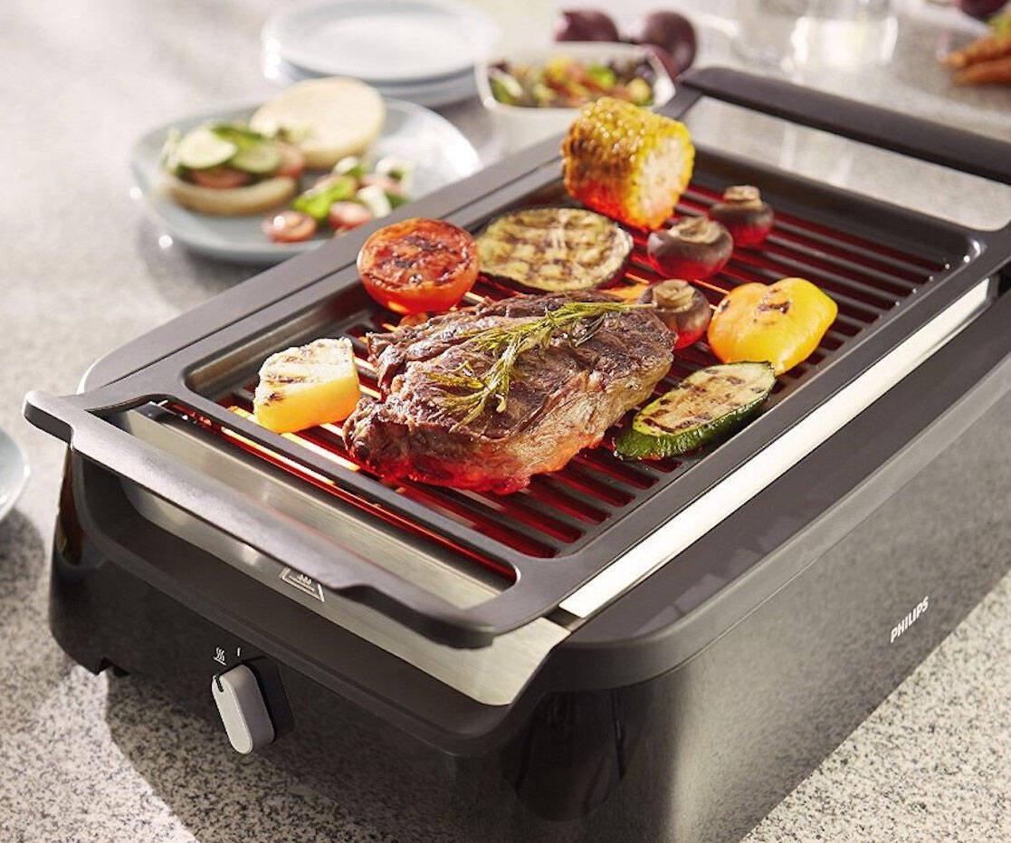 Indoor Grill - http://coolthings.us
