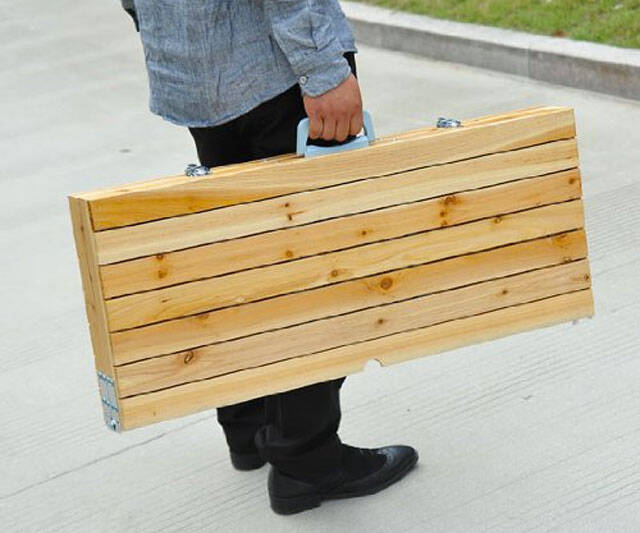 Foldable Picnic Table - http://coolthings.us