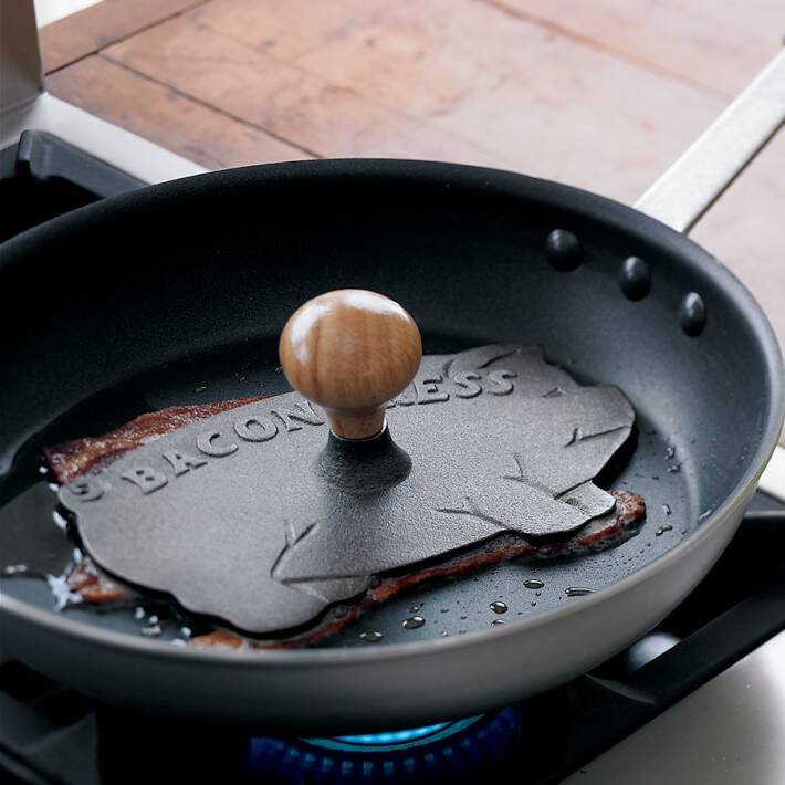Pig Bacon Grill Press - http://coolthings.us