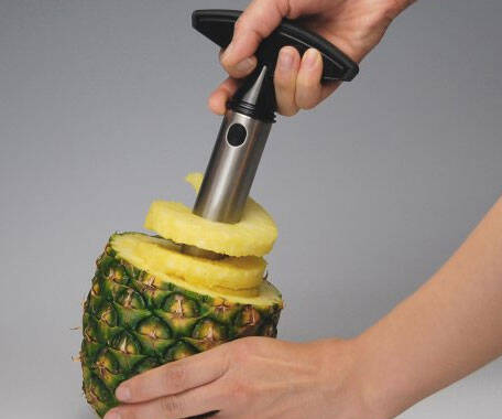Pineapple Slicer - http://coolthings.us