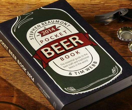 Pocket Beer Book - http://coolthings.us
